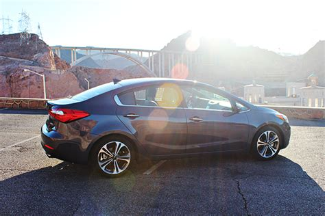 Hoover Kia by Hoover Dam Road Trip In The 2015 Kia Forte Ex