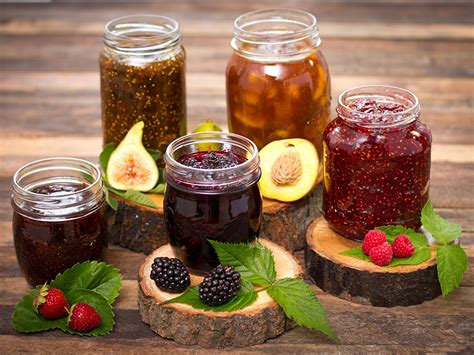 fruit preserves what s the difference between jam jelly and preserves