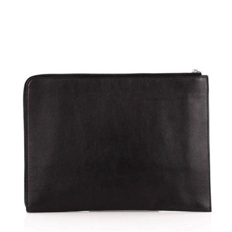 Fendi Letter Clutch by Fendi Clutch Leather With Python Medium At 1stdibs