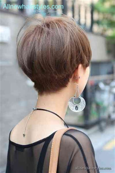 wedge haircuts front and back views wedge haircut back view photos allnewhairstyles com