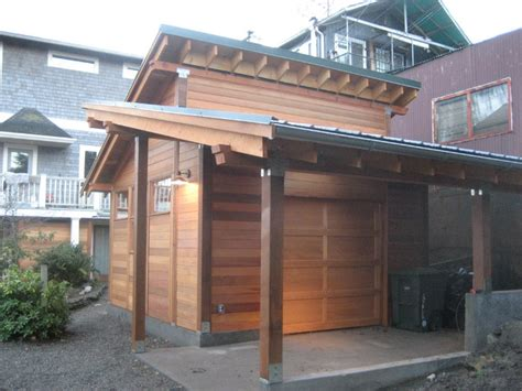 shed roof garage plans asian inspired garage asian garage and shed seattle