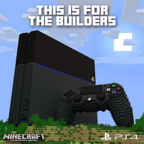 cant download full version of minecraft on ps4 minecraft ps4 also has a sweet upgrade deal vg247
