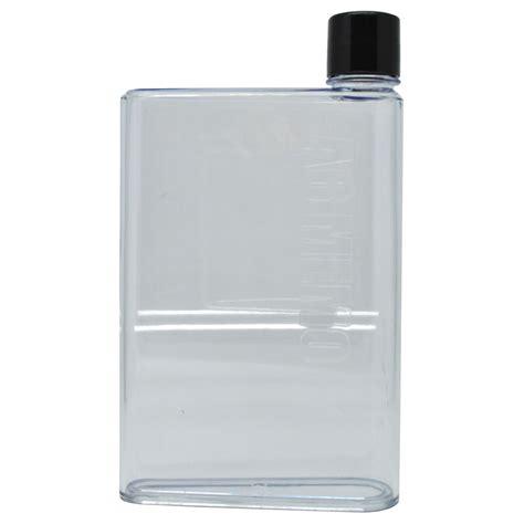 memobottle a6 letter reusable water bottles 350ml botol