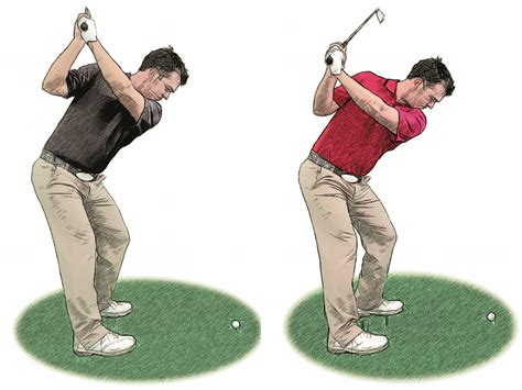 unconventional golf swing golf tips vol 175