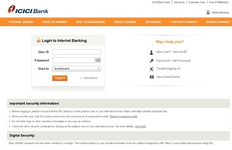 icici bank login icici bank banking login