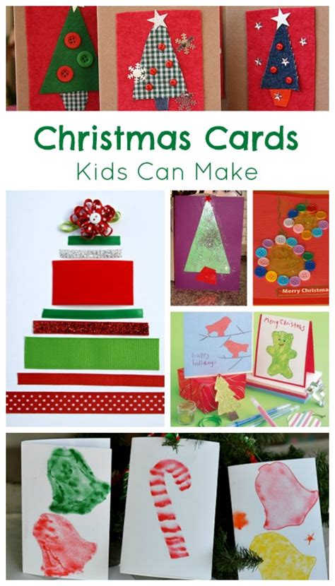 childrens cards to make ribbon tree cards
