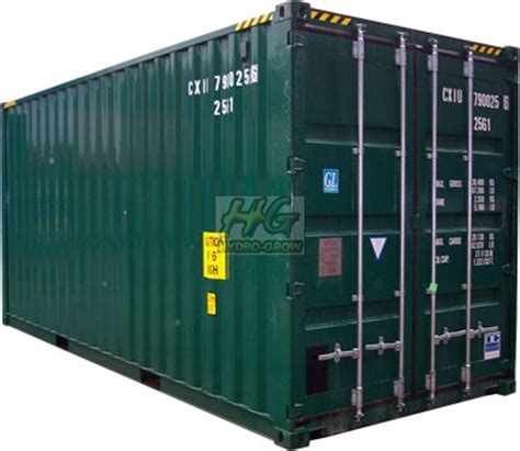 shipping container grow room hydroponic grow room shipping containers shell only