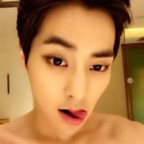 exo xiumin instagram fans lose control over exo xiumin s new profile pic idolwow