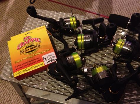 mr crappie fishing line viewing a thread mr crappie fishing line