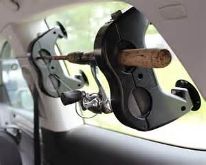inno zr223 interior car window fishing rod rack