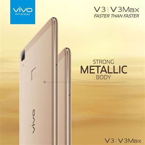 Vivo V3 Max vivo v3 si v3 max telefoane atractive cu design metalic