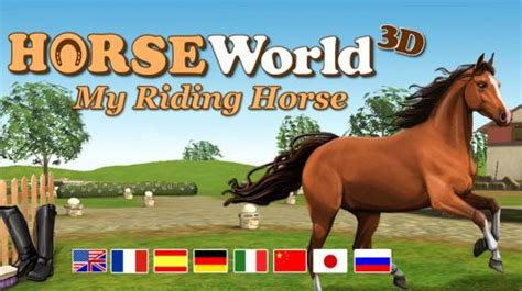 virtual horse racing 3d full version apk download horse world 3d my riding horse for android free