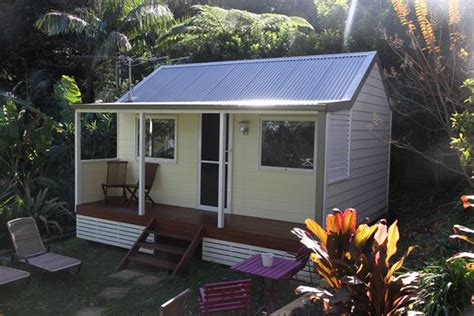 Australia S Backyard Cabins Granny Flats Retreat Pinterest