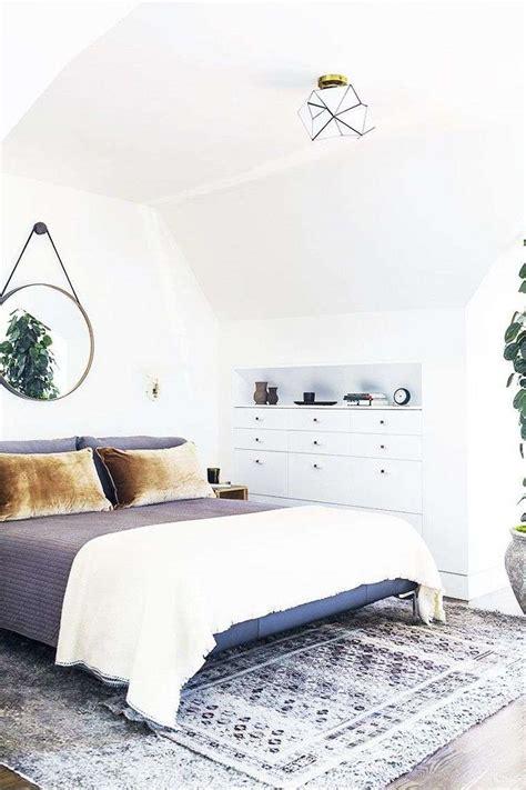 peinture blanche chambre peinture pour chambre 224 coucher en 5 options qui vont vous