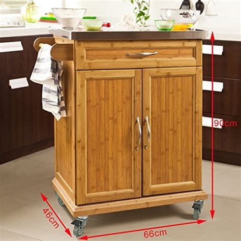 kitchen storage carts cabinets haotian fkw13 n wood kitchen cabinet kitchen storage
