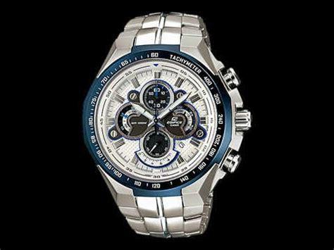 Casio Edifice Ef 560 Brown Silver moe1703 jam tangan casio edifice series
