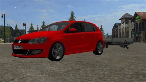 volkswagen polo modification volkswagen polo 5 tdi v1 0 fs17 farming simulator 2017