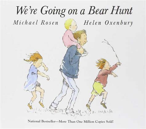 coloring pages for going on a bear hunt we re going on a bear hunt researchparent com