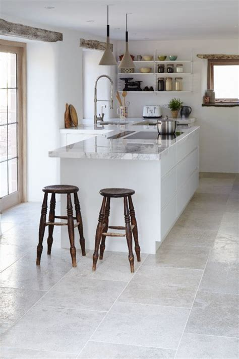 the 25 best ideas about grey kitchen floor on