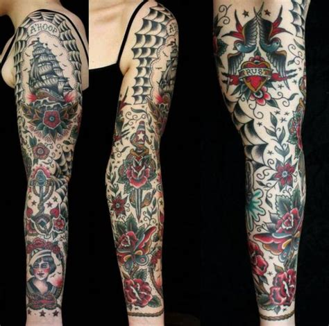 filler tattoos for sleeves american traditional sleeve filler search