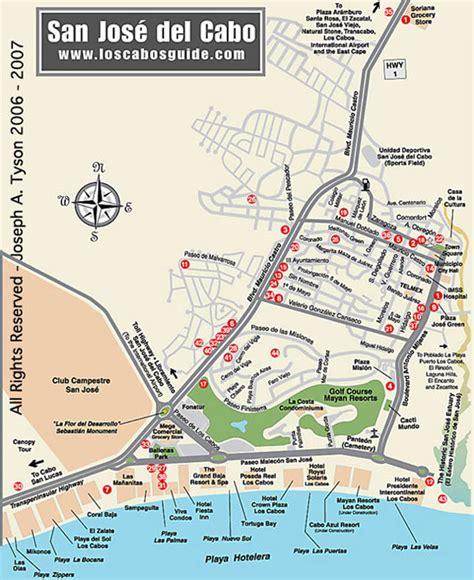 san jose nightlife map cabo san lucas