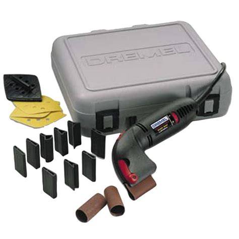Floor And Decor Outlet dremel 6000 1 15 amp contour sander kit with variable