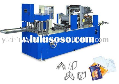 Paper Folding Machine Manufacturers In India - folding paper napkin folding paper napkin manufacturers