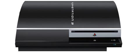 playstation3 console playstation 3 60gb console refurbished by eb