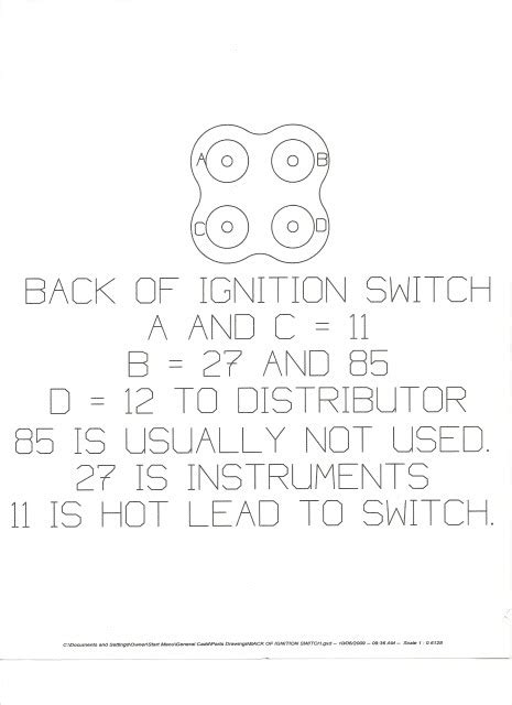 m38a1 ignition switch wiring m38a1 get free image about
