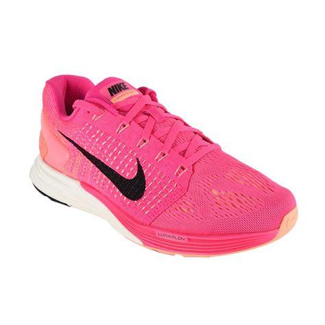 Harga Sepatu Nike Untuk Lari jual nike wmns lunarglide 7 747356 600 sepatu lari wanita