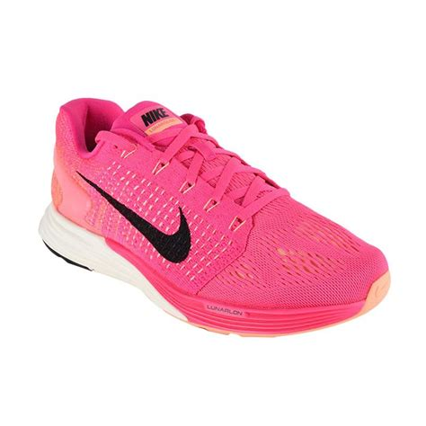 Sepatu Nike Lunarglide 4 jual nike wmns lunarglide 7 747356 600 sepatu lari wanita