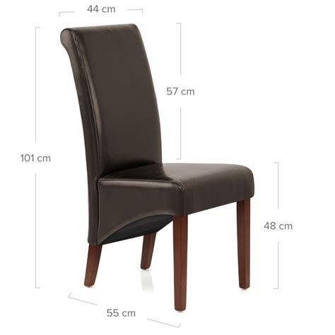 sedie noce sedia carlo noce in ecopelle e legno sgabelli da bar
