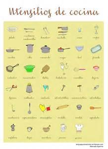 imagenes utensilios de cocina en ingles infograf 237 a utensilios de cocina a comer pinterest