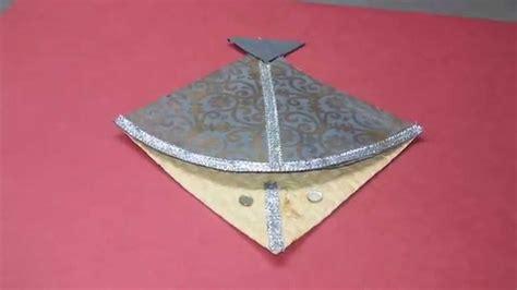 Kite Handmade - diy made decorative envelope kite style enve