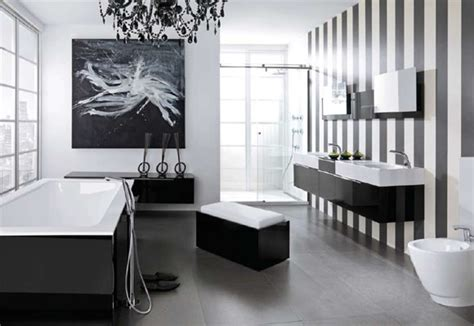 White Black Bathroom by Black And White Bathroom Ideas And Designs