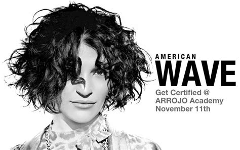 arrho american wave perm american wave certification arrojo nyc nov 11