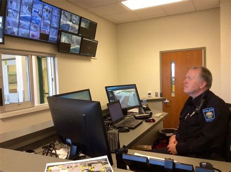 Desk Safety Officer by Sm South News South New Surveillance