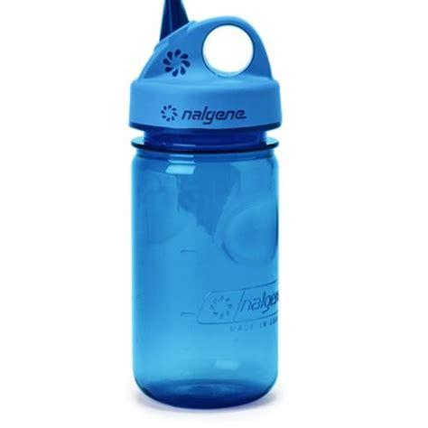 New Tritan 2 Blue nalgene grip n gulp space bottle blue