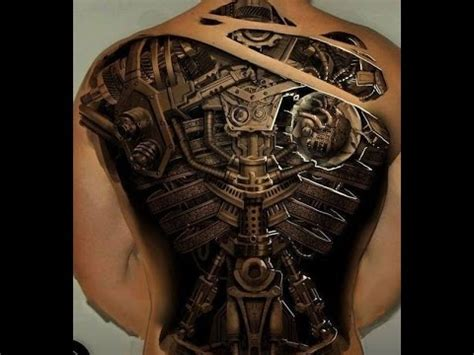 the best tattoo 3d tatuajes en 3d part 4 youtube