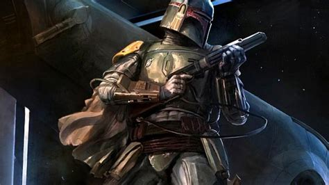 star wars 9 characters that have worn mandalorian armor