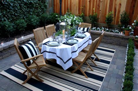 Outdoor Dining Room Design Ideas 10 Outdoor Dining Rooms That Make Alfresco Seem
