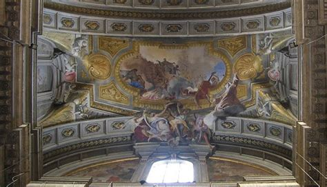 Who Began The Tradition Of Illusionistic Ceiling Painting by 17 Best Images About Andrea Pozzo On Baroque