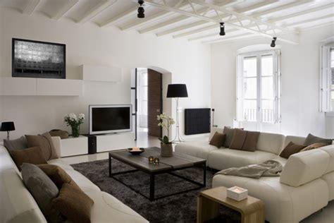 the living room at the w κατοικία στη γοτθική συνοικία της βαρκελώνης