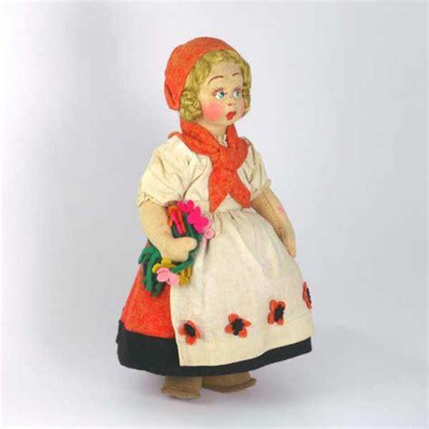 lenci mascotte doll lenci googly mascotte character doll s attic antiques
