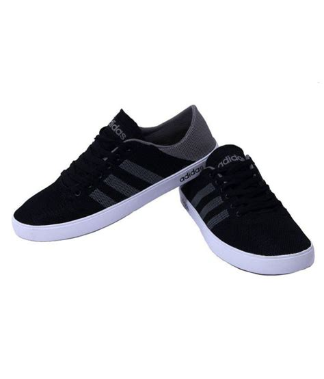 Adidas Neo 7 adidas neo black casual shoes buy adidas neo black