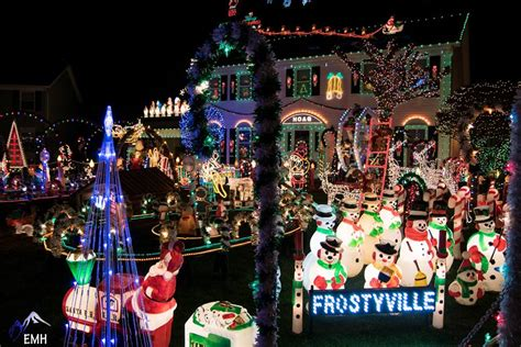 best christmas house displays in columbus ga 11 best light displays in cleveland 2016