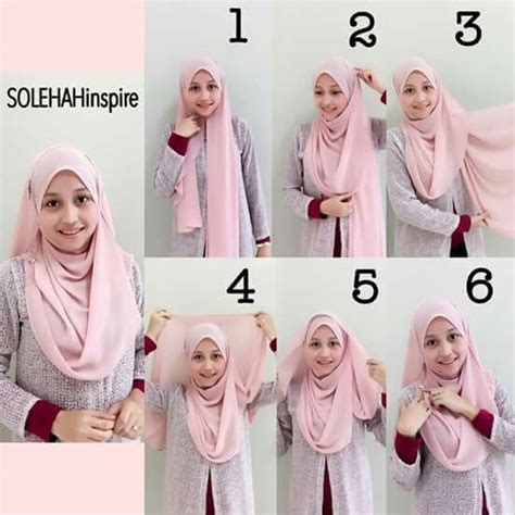 tutorial hijab pashmina modern simple best 25 easy hijab tutorial ideas on pinterest style