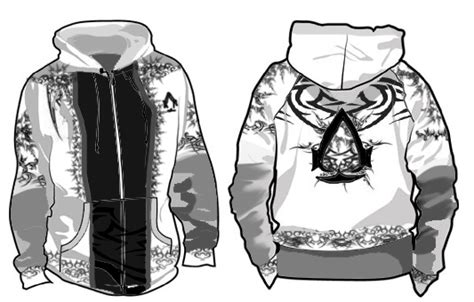 design white hoodie my assassin hoodie design by asoq on deviantart