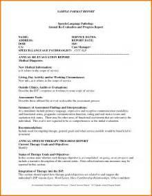 Sample Format Of Report 16 Assessment Report Sample Format Attendance Sheet