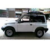 Suzuki Vitara 1991 For Sale In Karachi  PakWheels